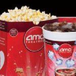 AMC Theatres: $5 Popcorn & Soda Deal
