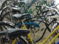 Chicago secondhand store: Working Bikes Co-op