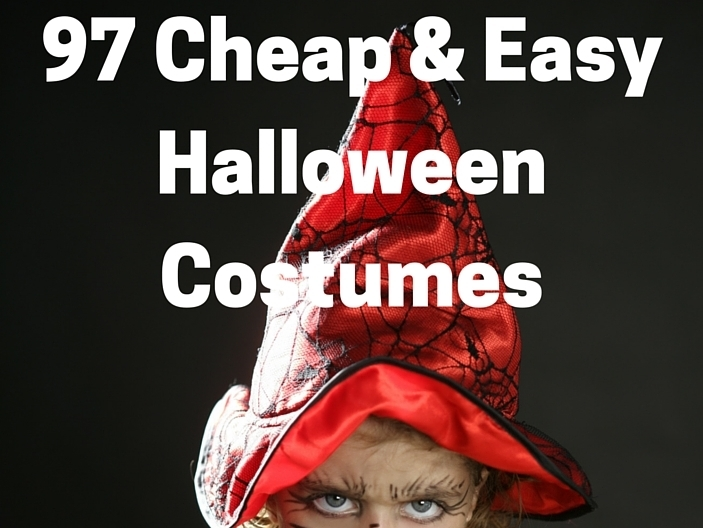you can make great costumes using things you have around the house think toilet paper or duct tape can borrow from friends or relatives an old costume