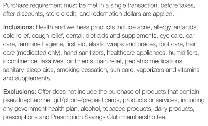 Free AARP membership with Walgreens purchase - Chicago on the Cheap