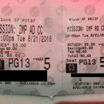 AMC Theaters: $5 ticket Tuesdays