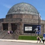 Adler Planetarium After Dark