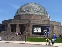 Adler Planetarium After Dark