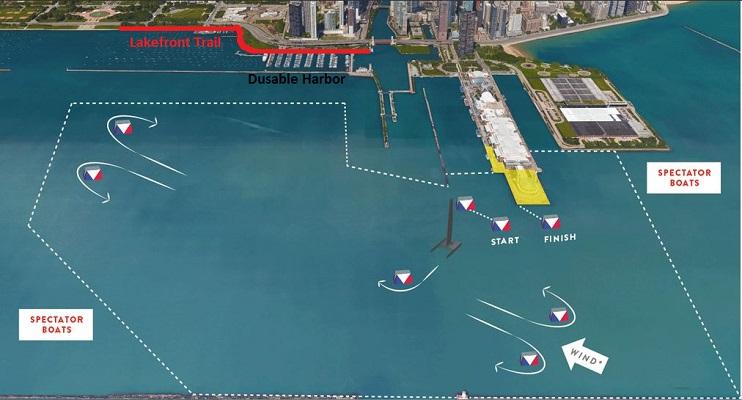 Americas Cup Navy Pier 2