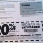Bed Bath Beyond: Buy $200 Visa Gift Card Get $25 rebate