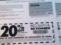 Bed Bath And Beyond Visa Rebate