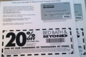 Bed Bath Beyond: Buy $200 Visa Gift Card Get $25 rebate - Chicago ...