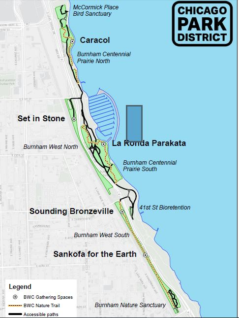 Explore Chicago's Lakefront Trail South - Chicago on the Cheap on