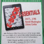 Harold Washington Library: eBook essentials downloadable media basics