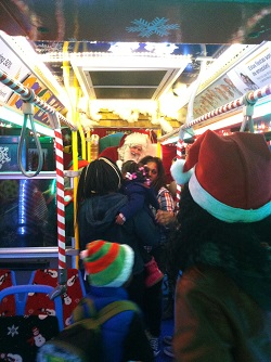 CTA Holiday Bus 1