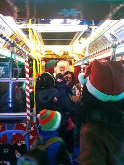 CTA Holiday Bus 1