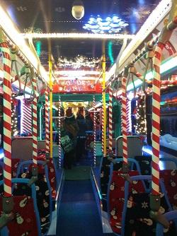 CTA Holiday Bus 2