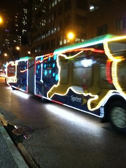CTA Holiday Bus 3