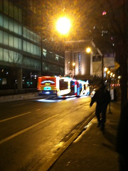 CTA Holiday Bus 5