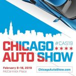 Discount tickets to 2019 Chicago Auto Show