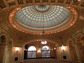Free concerts at Chicago Cultural Center
