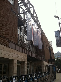 Chicago History Museum Entrance