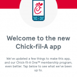 Chick-fil-A free Chicken Nuggets Deal