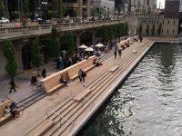 Free events Chicago Riverwalk