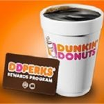 Dunkin Donuts Load $10 get $5 bonus with Masterpass