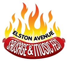 Elston Avenue Sausage & music fest