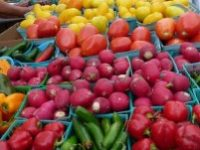 Green City Market every Saturday