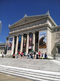 Field Museum South Entrance