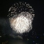 Free Fireworks Saturday nights at Navy Pier