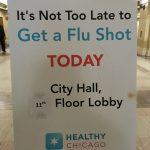 Free Flu Shots around Chicago