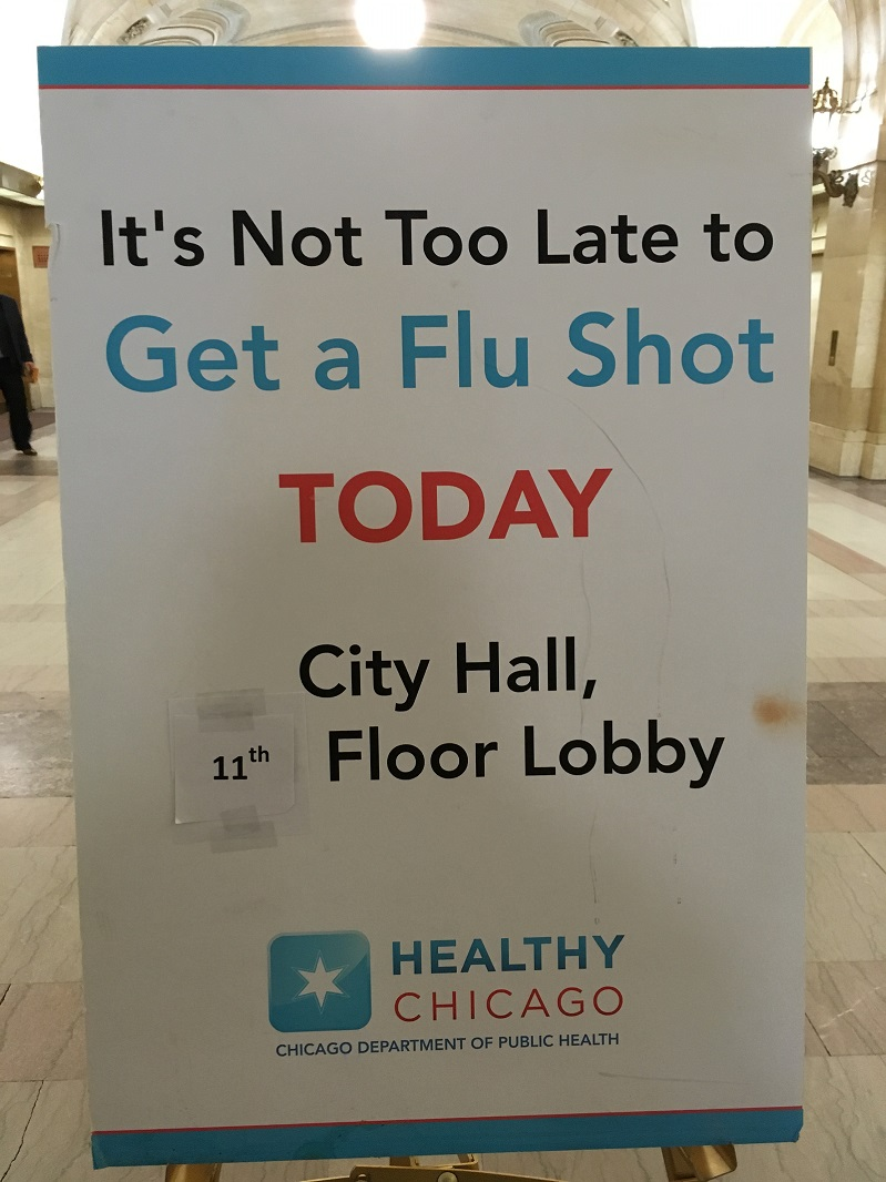 Free Flu Shots Around Chicago Chicago On The Cheap