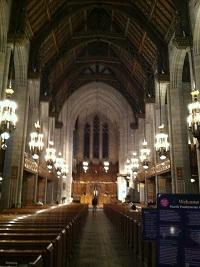 Free concert at Fourth Presbyterian Church Chicago