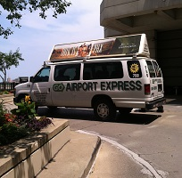 Up to 41% off Chicago Airport Shuttles