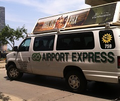 Go Airport Express Shuttle