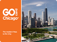 Go Chicago Card:  Attractions on the cheap