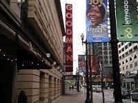 Where to dine near the Goodman Theater
