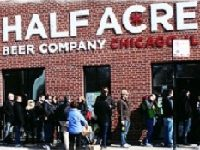 Factory tour: Half-Acre Beer Company in Ravenswood