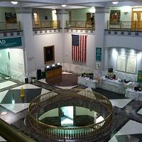 Harold Washington Library Lobby