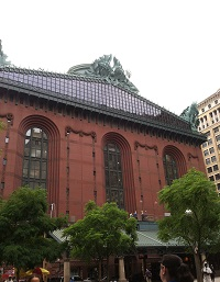 Harold Washington Library: Free Lectures