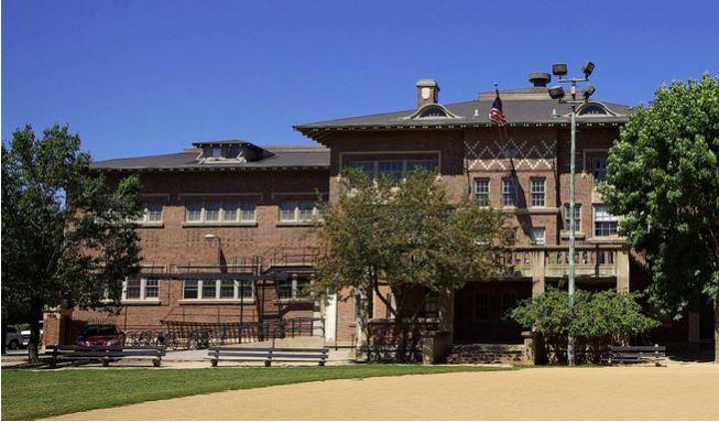 Holstein Park Field House