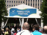 Millennium Park Free Family Fun Festival
