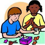 Michaels $2 Kids Club Craft Class on Saturdays