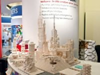 Chicago Architecture Foundation: Lego Build