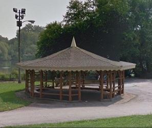 Rustic Pavilion