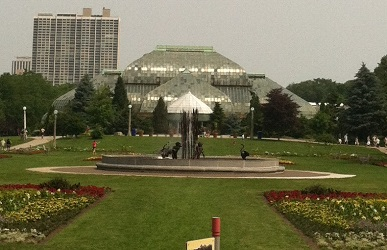 Free things to do: Lincoln Park Conservatory