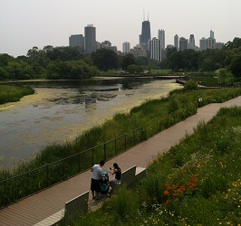 Lincoln Park Zoo Nature Boardwalk
