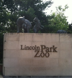 Lincoln Park Zoo West Gate