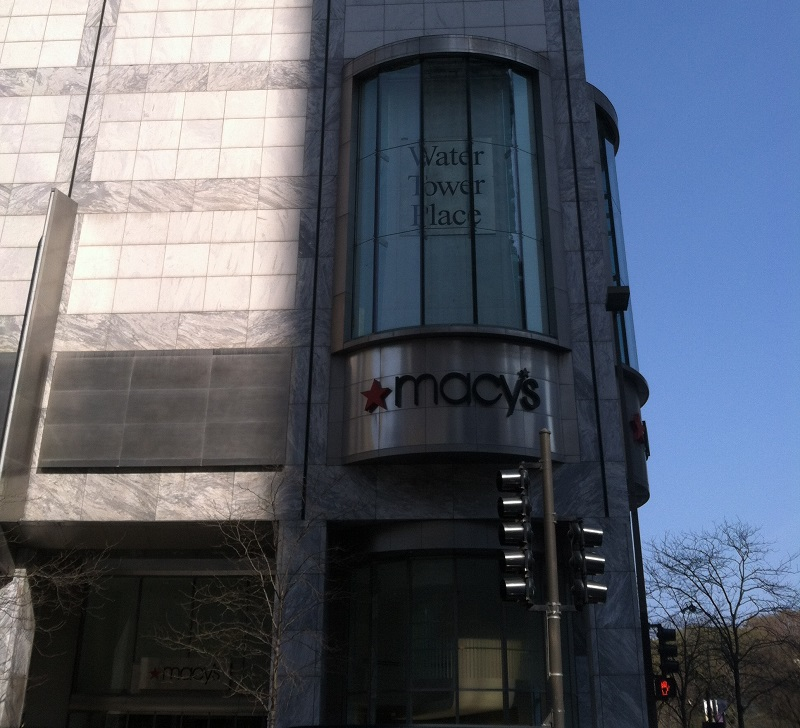 Macys Outlet Chicago: Use Gift Cards Before Retailers Go Bankrupt