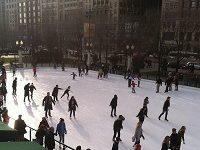 McCormick Tribune Ice Rink Nov 17 to March 4