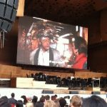 Free movies at Millennium Park