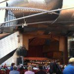 Free Baroque concert Millennium Park